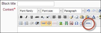 4a-html config