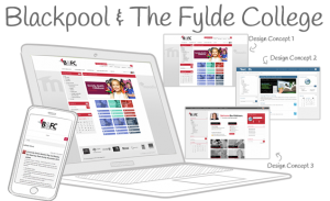 Blackpool and The Fylde College Moodle Theme