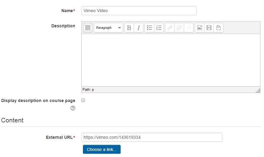 URL resource