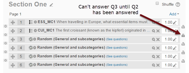 Moodle 2.9 conditional questions