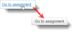 The change from a link to a button