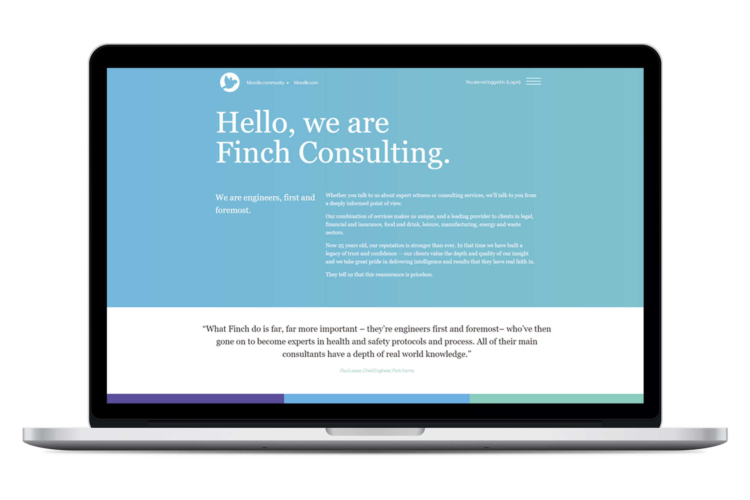 Finch Consulting Branded Moodle site.png