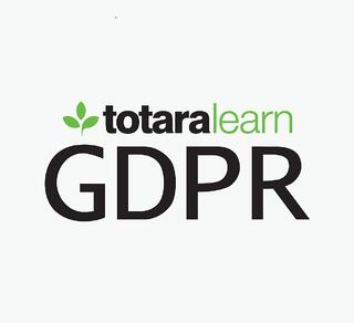 Totara Learn and GDPR   Do you comply   HowToMoodle