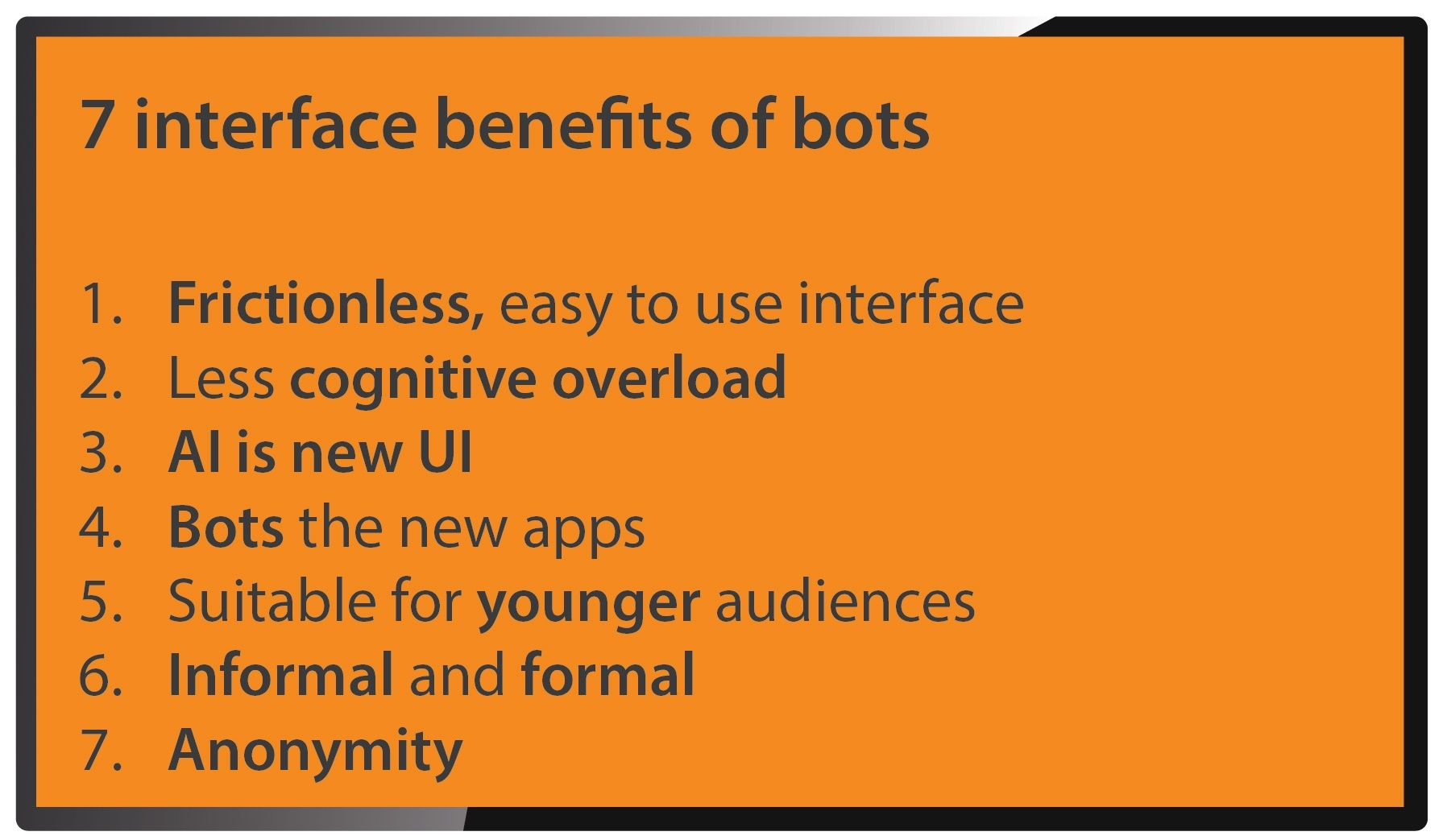 7 Interface benefits of chatbots for elearning | Learning Technologies 2018 | HowToMoodle
