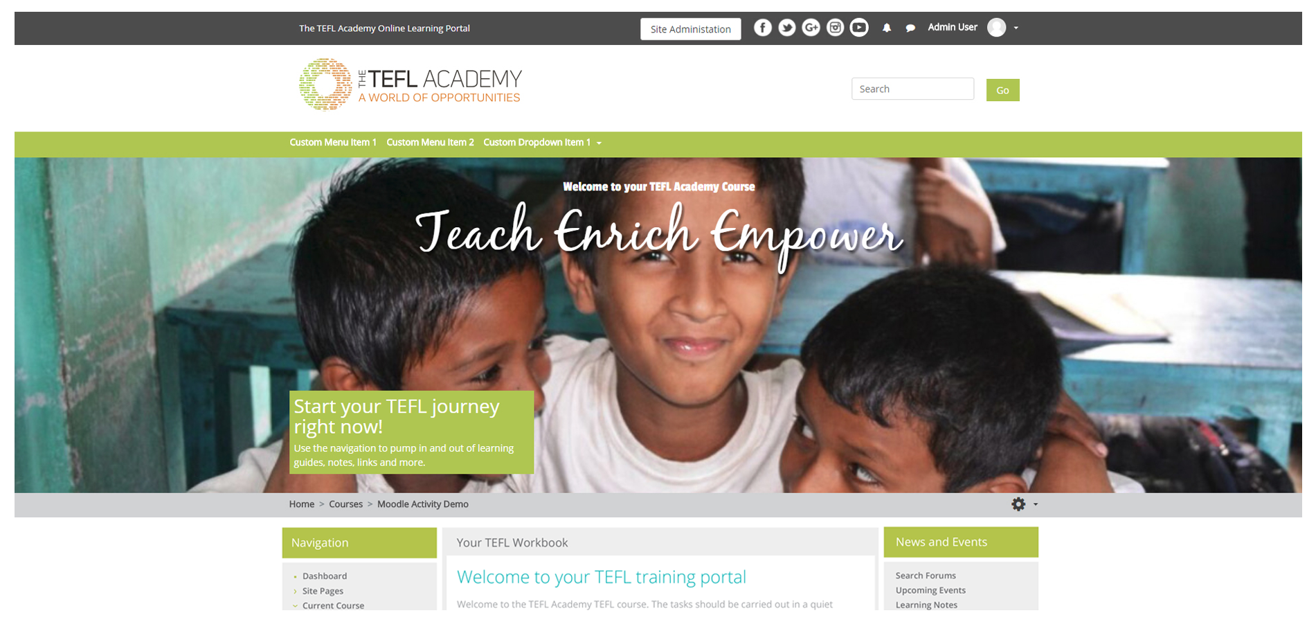 Moodle theme TEFL Academy.png