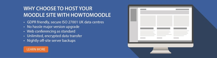 Why choose to host your Moodle site with HowToMoodle